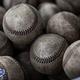 YOKOSUKA, JAPAN - JULY 30:  (EDITORIAL USE ONLY) Used baseballs are seen in the dugout during a practice game between the Shonan Boys and the Yokohama Minami on July 30, 2014 in Yokosuka, Japan. The games were the final practice session for the teams, before heading to the National Tournament starting on August 2. The Japan Boys League consists of 742 teams across Japan for Junior High School players between 4th and 9th grade. Baseball was introduced in Japan by U.S teacher Horace Wilson in 1872 and has since become one of Japan's most popular sports.The Japan Boys league prepares players to move into Japan's prestigious and gruelling High School Baseball league and a chance to play at the National High School Baseball Championship. (Summer Koshien) Held annually in August, Summer Koshien, is the largest amateur sporting event in Japan and the largest high school baseball tournament in the world, with 49 teams competing. The two week event is broadcast across the country and has produced some of Japan's biggest stars including Ichiro Suzuki and Hideki Matsui.  (Photo by Chris McGrath/Getty Images)