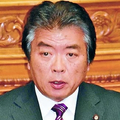 (写真)質問する仁比聡平議員=28日、参院本会議