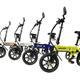 glafitが折り畳み式電動ハイブリッドバイクの新モデル「GFR-02」を発表 自転車としても公道を走れるペダル走行モードに対応