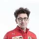 フォーミュラワン(F1、F1世界選手権)、フェラーリのマッティア・ビノット代表(2021年2月26日提供)。(c)AFP PHOTO /Scuderia Ferrari press office