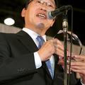 農林水産大臣の鹿野道彦(政界部門で選出)