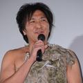 『ジャックと天空の巨人』巨人フィー役のスリムクラブ真栄田賢