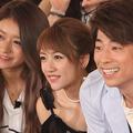 (左から)池田美優、高橋みなみ、田村淳
