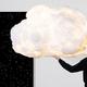 ひとり暮らしの部屋に欲しい「雲のランプ」