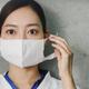 「マスクシンドローム」に注意!マスク習慣化後の体の不調・変化TOP3、3位喉の乾燥や咳、2位肌荒れ、1位は?