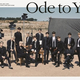 SEVENTEENのワールドツアー「ODE TO YOU」ポスター