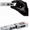 かつて、ミノックス社製の「スパイカメラ」は映画「007」などで