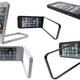 片手持ちができるiPhone 5/5s向けアルミフレーム式ケース「フリッツフレーム」