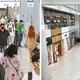 休暇シーズン到来…混雑する金浦空港、閑散とした仁川国際空港