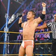 WWEクルーザー級王座を奪取したKUSHIDA(2021 WWE, Inc. All Rights Reserved.)