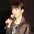 映画『俳優 亀岡拓次』のイベントに出席した横浜聡子監督