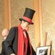デビュー60周年記者会見にシルクハット姿で登場したアントニオ猪木