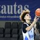 豪ナショナル・バスケットボールリーグ(NBL)のイラワラ・ホークスと契約したラメロ・ボール(2018年1月5日撮影、資料写真)。(c)Petras Malukas / AFP
