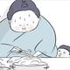 日本食を食べられない夫のために、洋食を作る