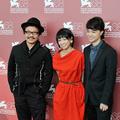 ヴェネチア国際映画祭『ヒミズ』記者会見