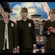『海辺の映画館−キネマの玉手箱』より。左から細田善彦、厚木拓郎、細山田隆人  - (C) 2020「海辺の映画館−キネマの玉手箱」製作委員会/PSC