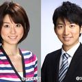 結婚を発表したフジテレビ秋元優里アナウンサーと生田竜聖アナ