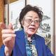 旧日本軍「慰安婦」被害者の李容洙(イ・ヨンス)さん