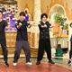 『櫻井・有吉THE夜会』での(左から)桐谷健太、福士蒼汰、横浜流星、菜々緒