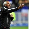 選手たちに試合のボイコットを支持したアルバニアのレヤ監督は、