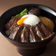 ビフテキ丼とビーフシチューで幻の和牛「尾崎牛」を堪能!