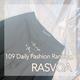 【#109売れ筋速報】RASVOAの夏はメンズライク&スポーティ一択!他にないアクセントが効いたデザインに夢中♡