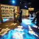 屋外で県内28種類の日本酒が楽しめる日本酒プレミアムラウンジ「一献風月」(千葉市で)