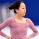 フィギュアスケートのグランプリ(GP)シリーズ、第6戦「NHK杯」から。  写真は開幕前日。公式練習にのぞむ、浅田真央。 (撮影:フォート・キシモト)  [2012年11月22日、宮城・セキスイハイムスーパーアリーナ]