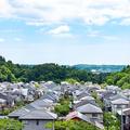 住民の高齢化が進み、郊外の住宅街が元気がないという。(※写真
