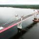 中ロ共同建設の初の越境道路橋、黒竜江大橋を訪ねて