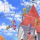 おジャ魔女どれみ20周年記念作品『魔女見習いをさがして』第2弾ビジュアル (C)東映・東映アニメーション
