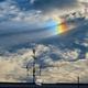 「幻日」と呼ばれる虹色現象 雨が止んだ関東の空で観測