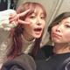 LiSAと草野華余子『リスアニ!LIVE』にて(画像は『草野華余子 2020年2月10日付Instagram「小さな頃から音楽とアニメが生きる活力であるわたしにとって、」』のスクリーンショット)