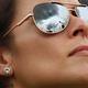 徹底的に日焼けを防ぐには目も隠すべし 【写真:Getty Images】