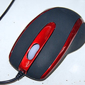 一番売れているマウス Clevery「CB-MOU12M-BK」980円(税込み)