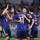 モンゴルに6-0で大勝した日本。これでカタール・ワールドカップ・アジア2次予選は2連勝となった。写真:茂木あきら(サッカーダイジェスト写真部)