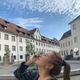 Red Velvet スルギ、スイスでの近況を公開…景色よりも綺麗な横顔