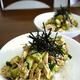 鶏ささみとアボカドときゅうりの和風サラダ丼ぶり by:bvividさん