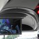 ドライバー異常時対応システム(EDSS)の作動時には車内で赤いランプが点滅
