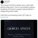 アルマーニが無人ファッションショー「Giorgio Armani Women's Fall Winter 2020-2021 Fashion Show」をライブ配信 新型コロナウイルスの影響で