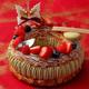 """大阪マリオット都ホテルのクリスマスケーキ、洋ナシ""""丸ごと1個""""使用の「ル・レクチェ」など"""