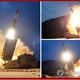 韓国軍合同参謀本部によると、北朝鮮は16日朝、江原道・通川付近から朝鮮半島東の東海上に飛翔体を2回発射した。写真は10日に北朝鮮が発射した飛翔体=(聯合ニュース)《転載・転用禁止》