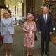 エリザベス女王と会談したバイデン大統領とジル夫人(画像は『The Royal Family 2021年6月13日付Instagram「Today, The Queen received President Biden @potus and First Lady Jill Biden @flotus at Windsor Castle.」』のスクリーンショット)