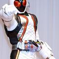 ポーズを決める『仮面ライダーフォーゼ』(C)2011 石森プロ・テ