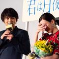 北村匠海のメッセージに永野芽郁号泣!「泣いてる顔撮られるのや