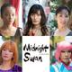 左上から時計回りに、服部樹咲、草なぎ剛、真飛聖、田口トモロヲ、水川あさみ  - (c)2020「MIDNIGHT  SWAN」FILM PARTNERS