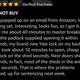 Amazonでの風変わりなレビュー01