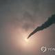 北朝鮮が過去に発射した飛翔体=(朝鮮中央テレビ=聯合ニュース)≪転載・転用禁止≫