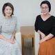 対談集『女に生まれてモヤってる!』が刊行されたジェーン・スーさん(右)と中野信子さん