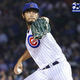 CHICAGO, ILLINOIS - SEPTEMBER 17: Starting pitcher Yu Darvish #11 of the Chicago Cubs delivers the ball against the Cincinnati Reds at Wrigley Field on September 17, 2019 in Chicago, Illinois. (Photo by Jonathan Daniel/Getty Images)